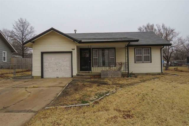 6636 N Randall Dr, Park City, KS 67219 (MLS #576580) :: Keller Williams Hometown Partners