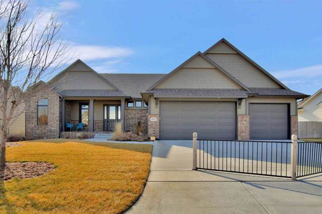2927 N Gulf Breeze St, Wichita, KS 67205 (MLS #576584) :: On The Move