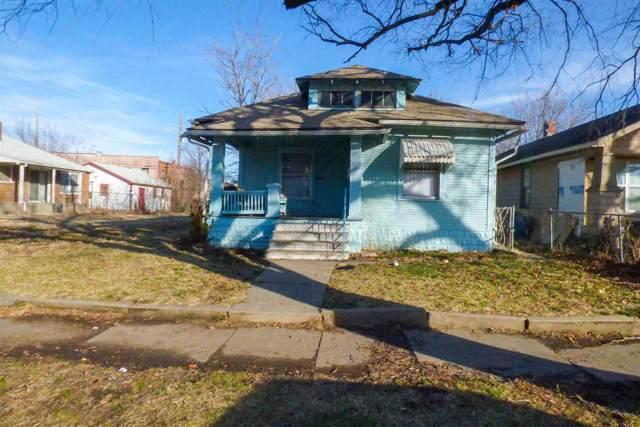 1212 S Market St, Wichita, KS 67211 (MLS #576587) :: Lange Real Estate