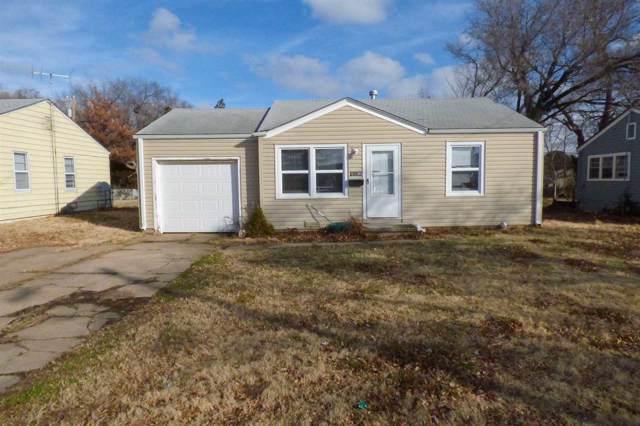 1126 S Edgemoor St, Wichita, KS 67218 (MLS #576591) :: Pinnacle Realty Group