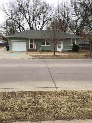 310 N High St, Newton, KS 67114 (MLS #576597) :: Lange Real Estate