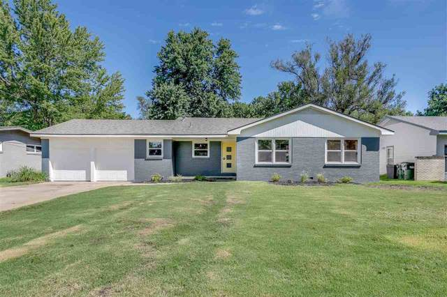 6202 Oneida, Wichita, KS 67208 (MLS #576601) :: Lange Real Estate