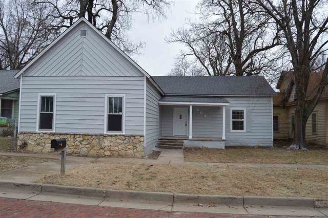 404 N 5th St, Arkansas City, KS 67005 (MLS #576613) :: On The Move