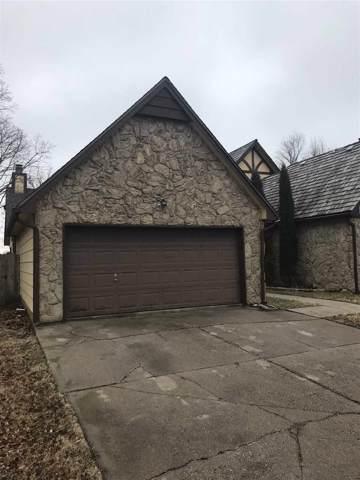 1516 S Todd Pl, Wichita, KS 67207 (MLS #576620) :: Lange Real Estate