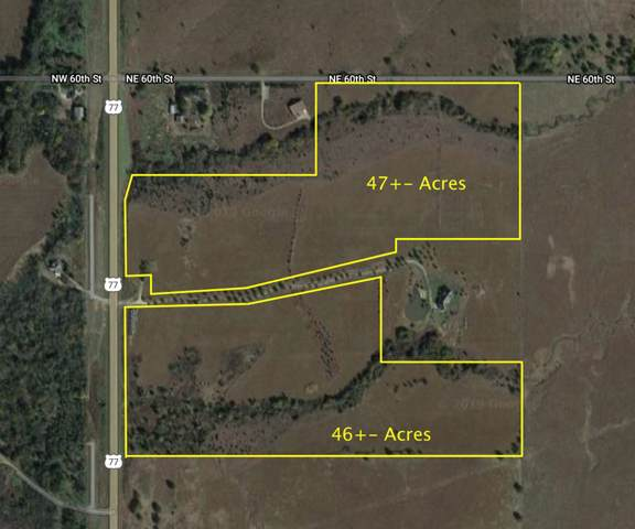 0000 NW Hwy 77, El Dorado, KS 67042 (MLS #576625) :: Lange Real Estate