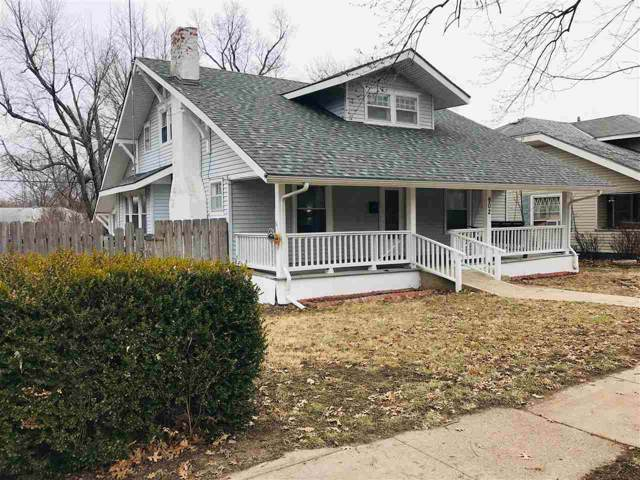 902 S Denver St, El Dorado, KS 67042 (MLS #576628) :: Lange Real Estate