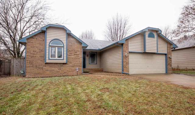 207 E Oak Meadows Rd, Derby, KS 67037 (MLS #576630) :: Lange Real Estate