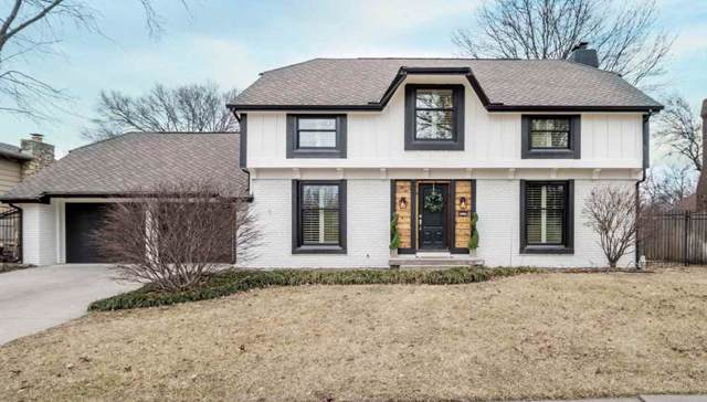 8218 E Limerick, Wichita, KS 67206 (MLS #576636) :: Lange Real Estate