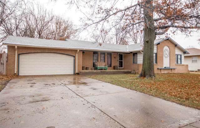 1408 N Byron Rd, Wichita, KS 67212 (MLS #576639) :: Lange Real Estate