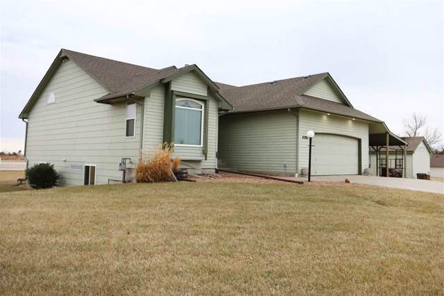 4202 SW Tawakoni, Towanda, KS 67144 (MLS #576640) :: Lange Real Estate
