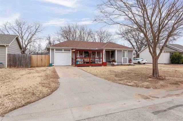 5412 S Osage Ave, Wichita, KS 67217 (MLS #576647) :: Lange Real Estate