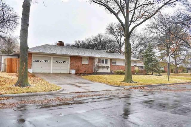 705 N Mission Rd, Wichita, KS 67206 (MLS #576648) :: Lange Real Estate