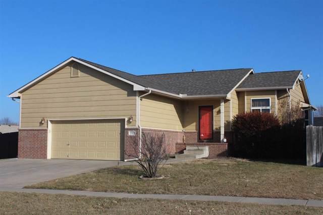 2202 S Milstead St, Wichita, KS 67209 (MLS #576649) :: Lange Real Estate