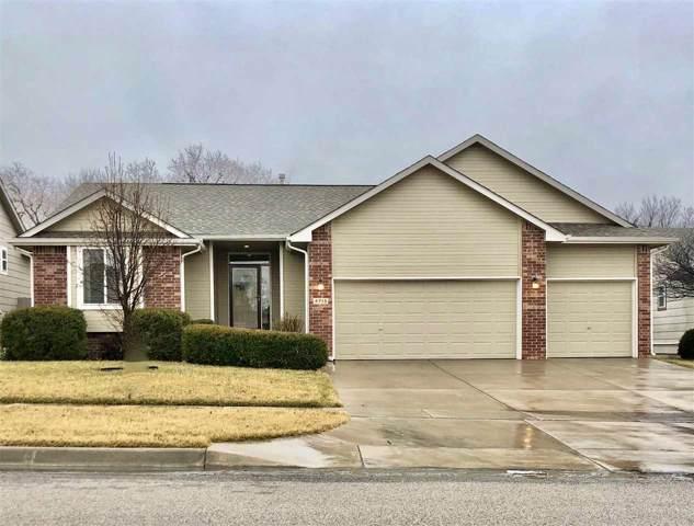 4713 E Eagles Landing St, Wichita, KS 67220 (MLS #576650) :: Lange Real Estate