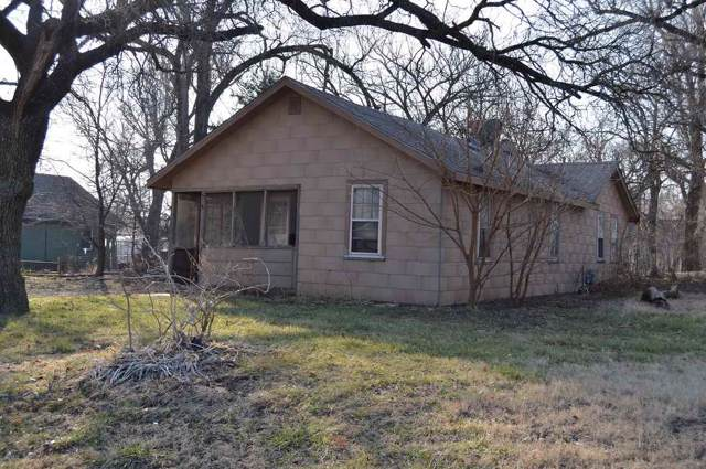535 N Young St, Wichita, KS 67212 (MLS #576651) :: Lange Real Estate