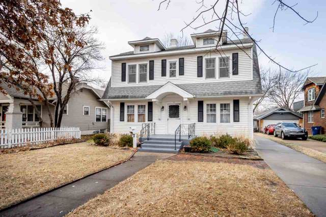 421 S Roosevelt St, Wichita, KS 67218 (MLS #576652) :: Lange Real Estate
