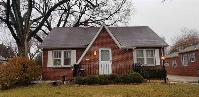 540 N Pershing, Wichita, KS 67208 (MLS #576654) :: Lange Real Estate