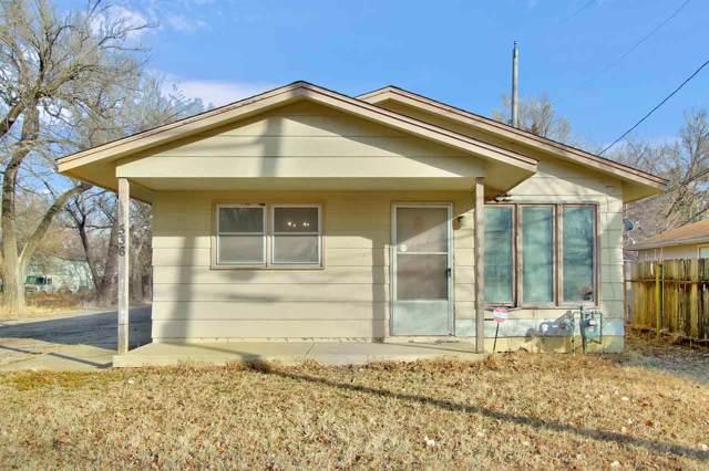 536 N Young St, Wichita, KS 67212 (MLS #576655) :: Lange Real Estate