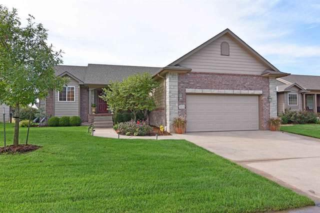 12213 E Mainsgate, Wichita, KS 67228 (MLS #576658) :: Lange Real Estate