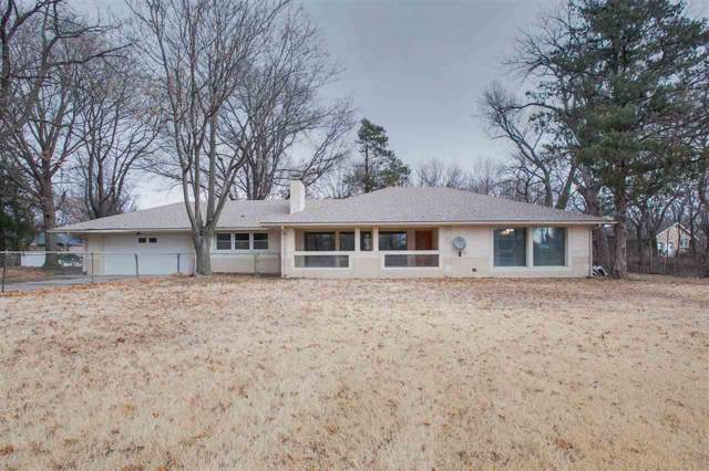 516 W Grand Ave, Haysville, KS 67060 (MLS #576659) :: Lange Real Estate