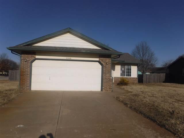 5340 S Stoneborough Ct, Wichita, KS 67217 (MLS #576660) :: Lange Real Estate