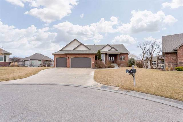 803 N Fairoaks Pl, Andover, KS 67002 (MLS #576661) :: Lange Real Estate