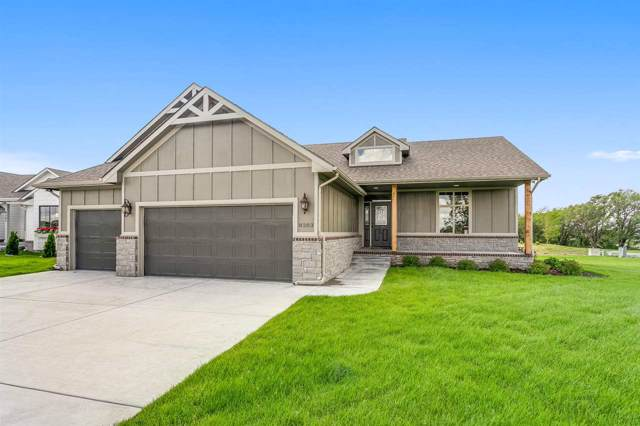 8203 E 33rd Ct South, Wichita, KS 67210 (MLS #576667) :: On The Move