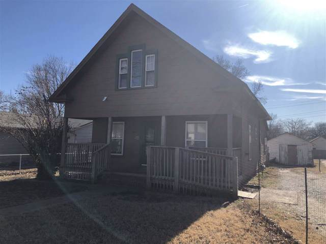 914 E 7TH ST, Wellington, KS 67152 (MLS #576672) :: Lange Real Estate