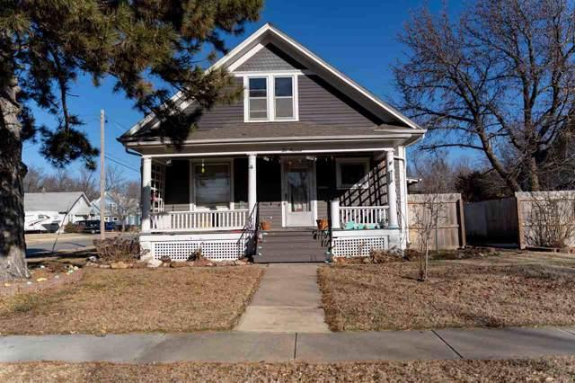 600 E 4th St., Newton, KS 67114 (MLS #576679) :: On The Move