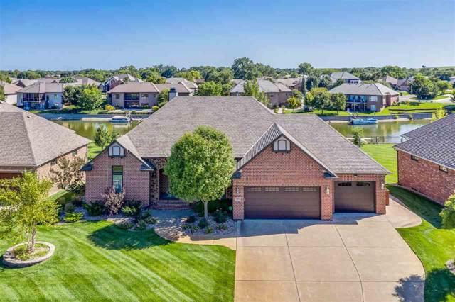 3405 W Crystal Beach St, Wichita, KS 67204 (MLS #576698) :: Lange Real Estate