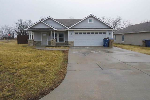 565 N Cottonwood, Benton, KS 67017 (MLS #576699) :: Lange Real Estate