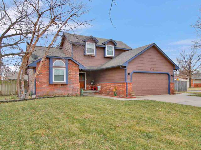 938 N Goff Ct., Valley Center, KS 67147 (MLS #576701) :: Keller Williams Hometown Partners