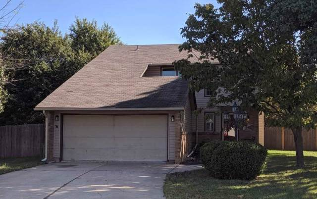 2338 S Linden Cir, Wichita, KS 67207 (MLS #576702) :: Lange Real Estate