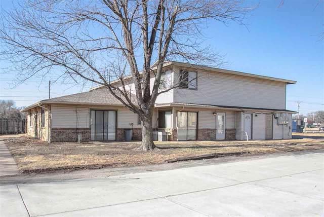 8724 W University St #B, Wichita, KS 67209 (MLS #576718) :: On The Move