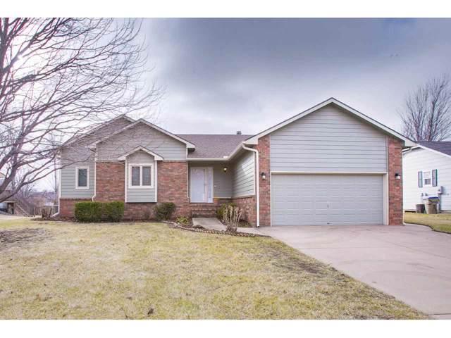 9701 W Britton Street, Wichita, KS 67205 (MLS #576720) :: Pinnacle Realty Group