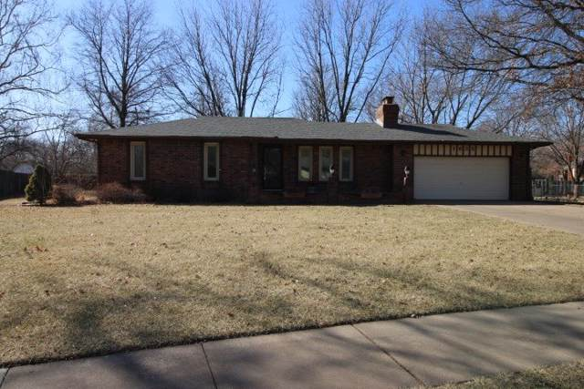 1635 N Westfield St, Wichita, KS 67212 (MLS #576725) :: Lange Real Estate