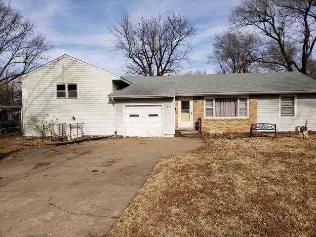 1522 Terrace Dr, El Dorado, KS 67042 (MLS #576729) :: Lange Real Estate