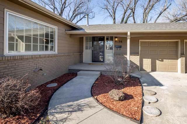 9136 W Harvest Ct, Wichita, KS 67212 (MLS #576733) :: Lange Real Estate