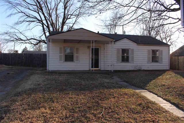 1325 E Arlington Dr., Park City, KS 67219 (MLS #576735) :: Lange Real Estate