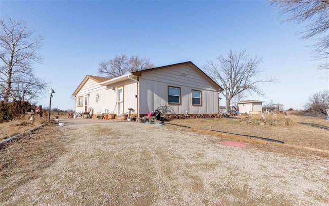 15076 SW 230th St, Douglass, KS 67039 (MLS #576738) :: Lange Real Estate