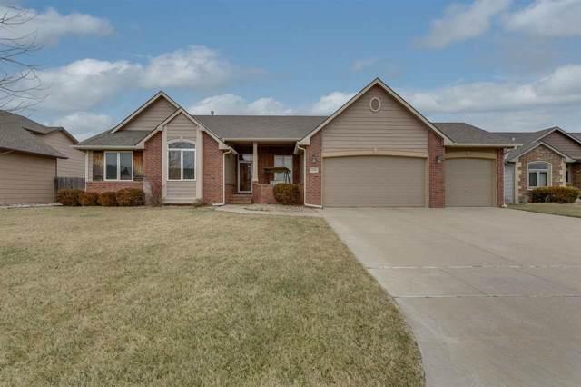 1250 N Forestview Ct., Wichita, KS 67235 (MLS #576739) :: Pinnacle Realty Group