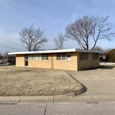 1601 N State, Augusta, KS 67010 (MLS #576742) :: On The Move