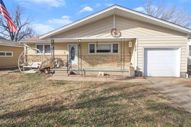 821 Audrey Dr, El Dorado, KS 67042 (MLS #576778) :: Lange Real Estate