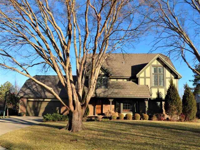2464 N Greenleaf Ct, Wichita, KS 67226 (MLS #576781) :: Pinnacle Realty Group
