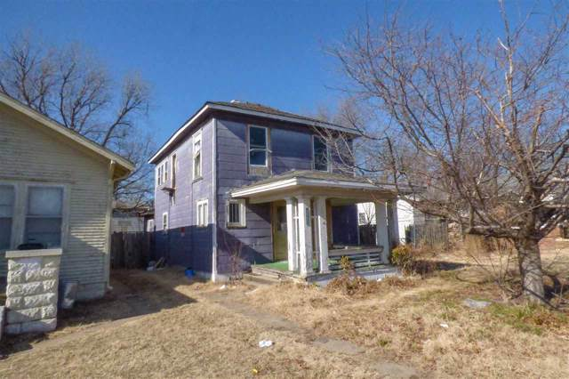 1945 S Broadway Ave, Wichita, KS 67211 (MLS #576782) :: On The Move