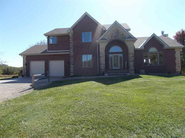 4445 W 95th Street South, Haysville, KS 67060 (MLS #576787) :: Lange Real Estate