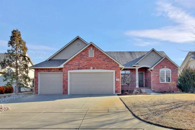13229 E Bridlewood Ct, Wichita, KS 67230 (MLS #576805) :: Pinnacle Realty Group