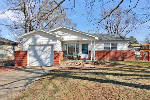 6322 N Scottsville St, Park City, KS 67219 (MLS #576809) :: Keller Williams Hometown Partners