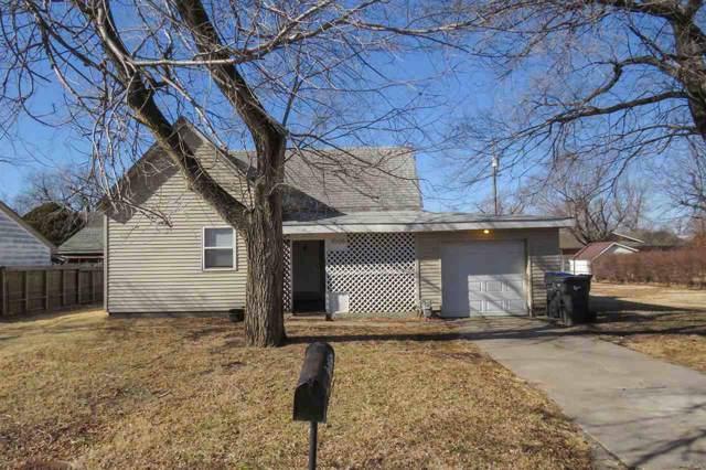 1005 Madison Ave, Newton, KS 67114 (MLS #576810) :: Pinnacle Realty Group