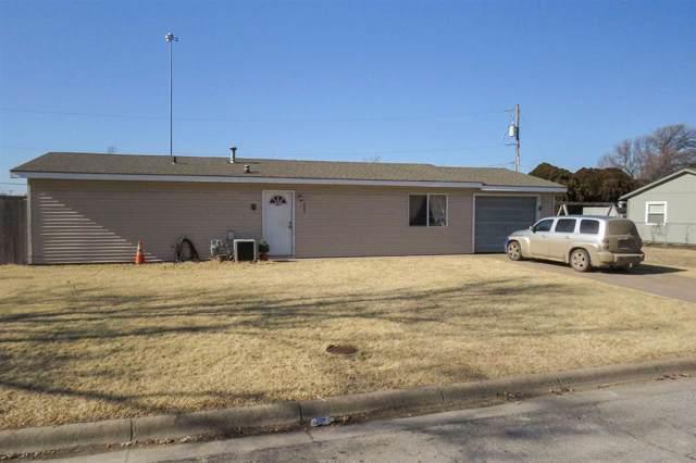 907 N Payton Ave, Newton, KS 67114 (MLS #576811) :: Pinnacle Realty Group